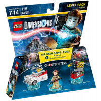 Ghostbusters - Level pack