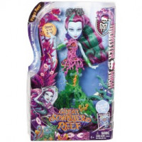 Monster High - Bambole Tuffo negli Abissi