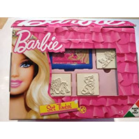 Barbie - Scrigno Creativo per Colorare