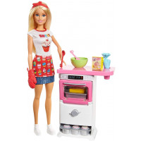 Barbie Playset Pasticceria - Mattel