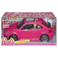 Barbie BJP37 Set Maggiolone di Barbie e Bambola Barbie, Volkswagen the Beetle
