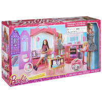 Casa Glam con Barbie