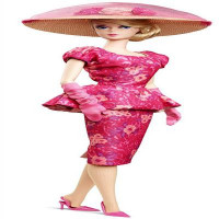 Barbie Collector Fashionably Floral