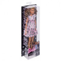 Barbie Fashionista Cactus Print Dress