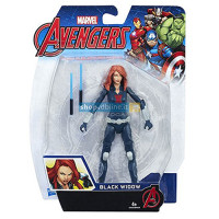 Action Figure - Black Widow 15cm