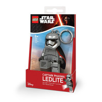 Captain phasma - portachiavi con torcia led