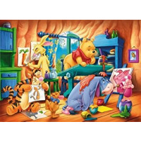 Clementoni - Puzzle Winnie The Pooh