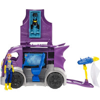 Veicolo Batgirl DC Super Hero Girls DVG94
