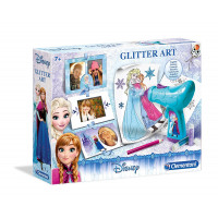 Kit Glitter Art Frozen - Clementoni 15184