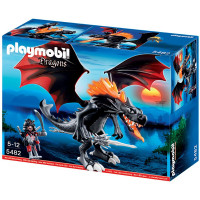 Drago Gigante Sputafuoco Led - Playmobil