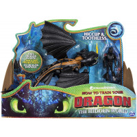 Action Figure Dragon Trainer - Spinmaster (6045112)