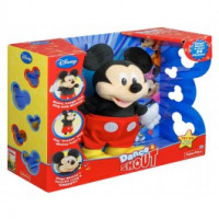 Fisher Price - Topolino peluche