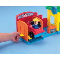 Mattel R6931-0 - Fisher-Price Little People Car Wash