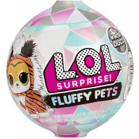 LOL Surprise Fluffy Pets - Giochi Preziosi