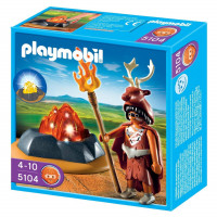 Playmobil (5104) - Guardiano del Fuoco