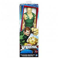 Action Figure SPIDERMAN  - Personaggio Titan HERO SANDMAN