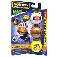 Hasbro A2632E240 - Angry Birds Star Wars con 3 personaggi