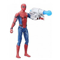 Hasbro B9701EU40 - Spiderman Action Fig.Cm.15 Tv