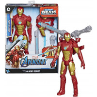 Iron Man - Titan Hero Blast Gear 30 cm - Hasbro