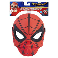 Hasbro B9694EU4 - Maschera di Spiderman, Flip Up