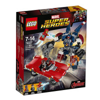 Lego Super Heroes 76077 - Iron Man: l'attacco di Detroit Steel