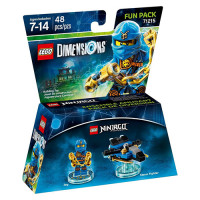 Jay Ninjago - Fun Pack