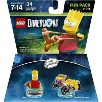 Bart Simpson - Fun Pack