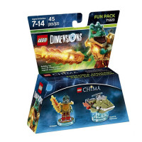 Cragger Chima - Fun Pack