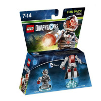 Cyborg DC Comics - Fun Pack