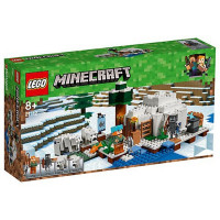 Lego Minecraft 21142 - l'Igloo Polare