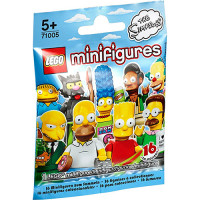 Lego Minifigures - Set 16 Personaggi Simpson
