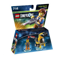 Lego movie Emmet - Fun Pack