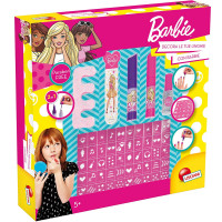 Barbie Fashion Nail Art - Lisciani Giochi 62171