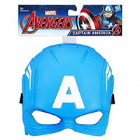 Marvel Avengers  B9945 - Basic Mask Captain America