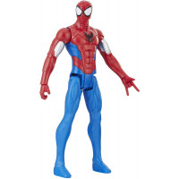 Spiderman con Armatura Marvel Hasbro E2343