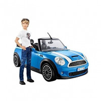 Barbie - Ken e la sua Mini Cooper X2850