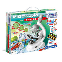 Scienza e Gioco - Microscopio Super Kit