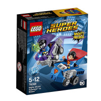 Mighty Micros - Superman contro Bizarro