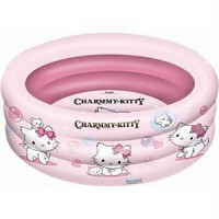 Mondo 16034 - Piscina 3 Anelli Charmmy Kitty