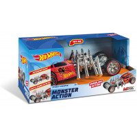 Hot Wheels Monster Action Street Creeper - 51203