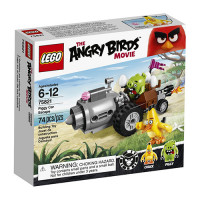 Piggy Car Escape - Angry Birds