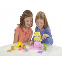 Playdoh A1056- Rapunzel - Salone di Bellezza