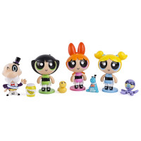 Powerpuff Girls 6028014 - Action Doll, Personaggi Assortiti
