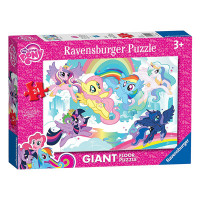 My little pony - Puzzle  da pavimento 24 pezzi
