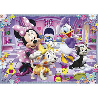 Maxi Puzzle Minnie and her Pets - 24 pezzi