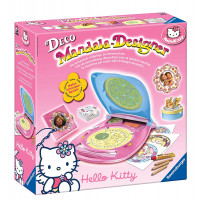 Ravensburger 18647 Deco Mandala Machine Hello Kitty