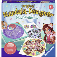 Ravensburger Midi Enchantimals Mandala Designer