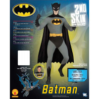 Rubies 3 880519 xl - Costume da Batman Taglia XL