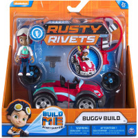 Rusty Rivets - Buggy Build