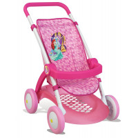 Smoby 7600254011 - Disney Princess Passeggino